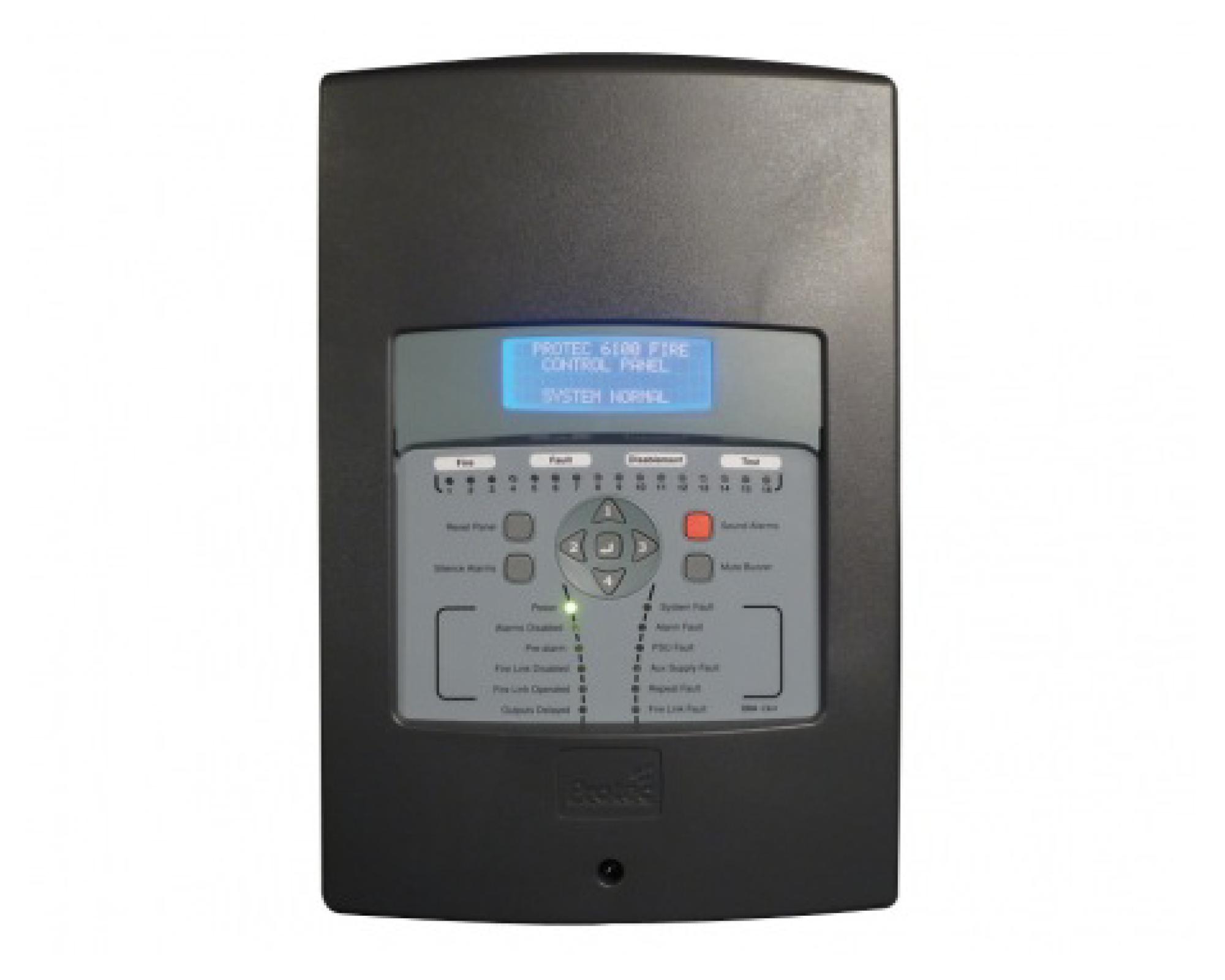 6100 Single Loop Fire Alarm Panel