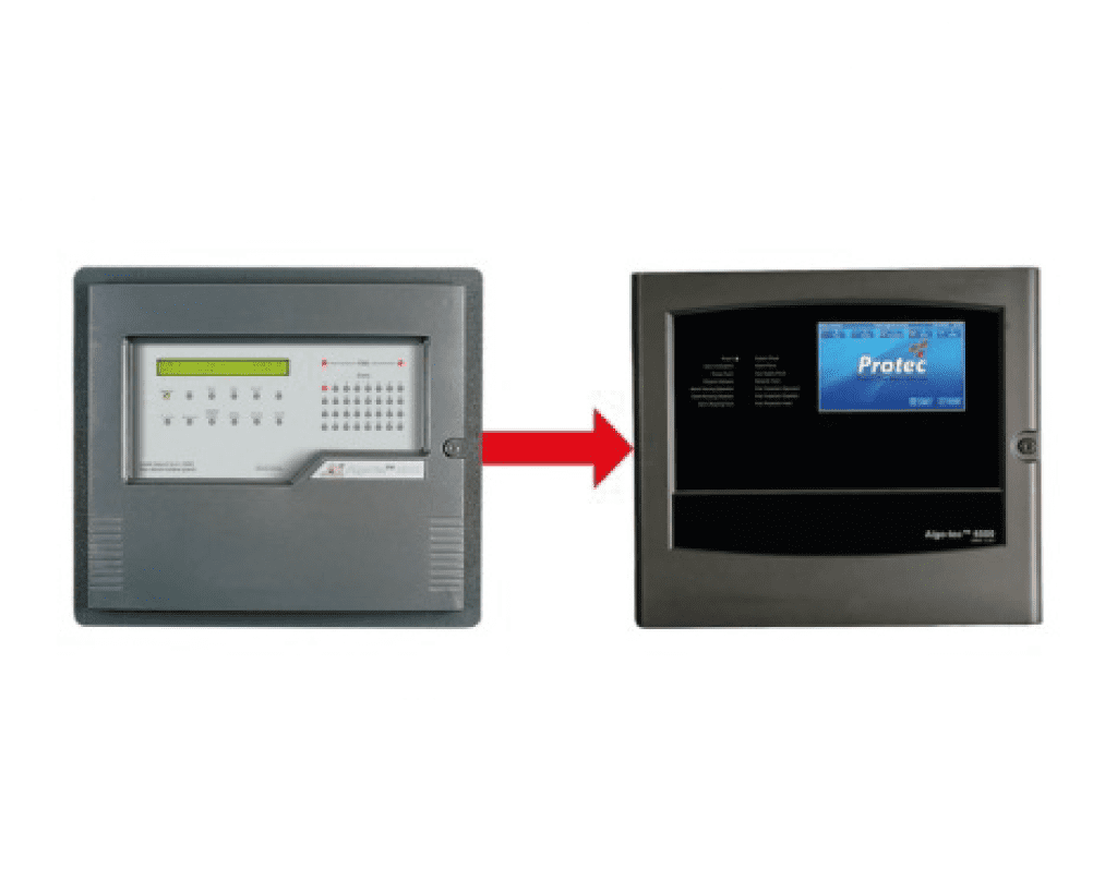 6300 - 6500 Panel Upgrade