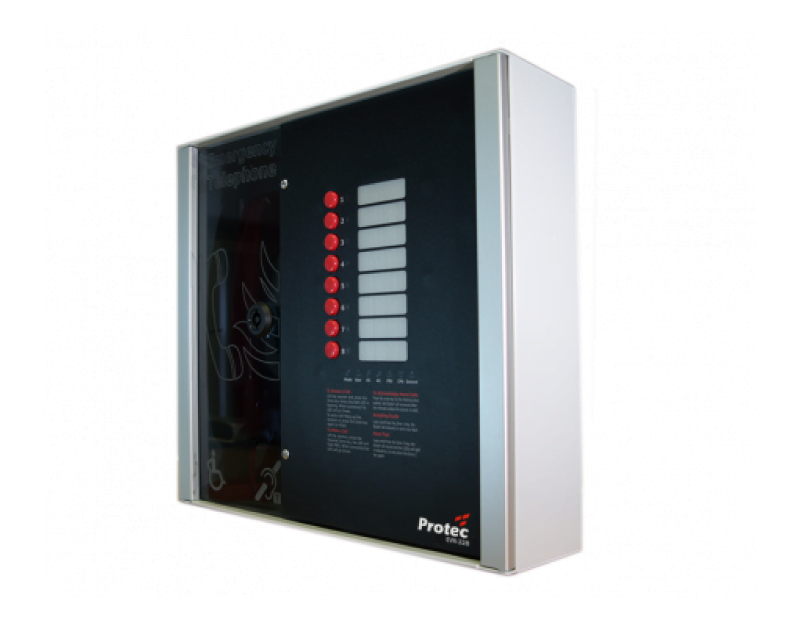 EVC Systems Commissioned to BS 5839-9