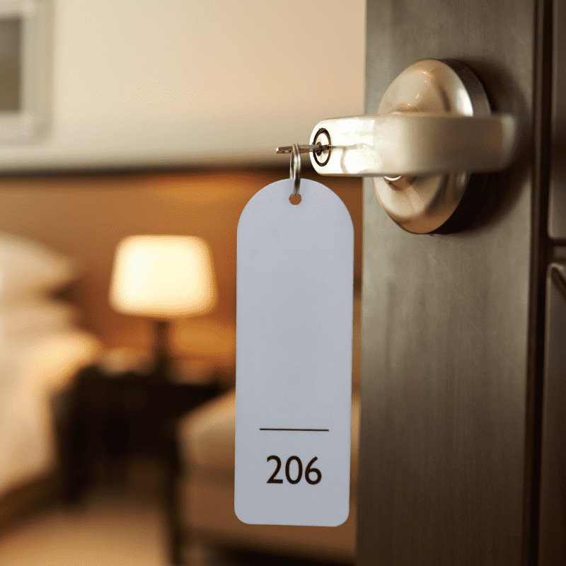 Hotel Security System