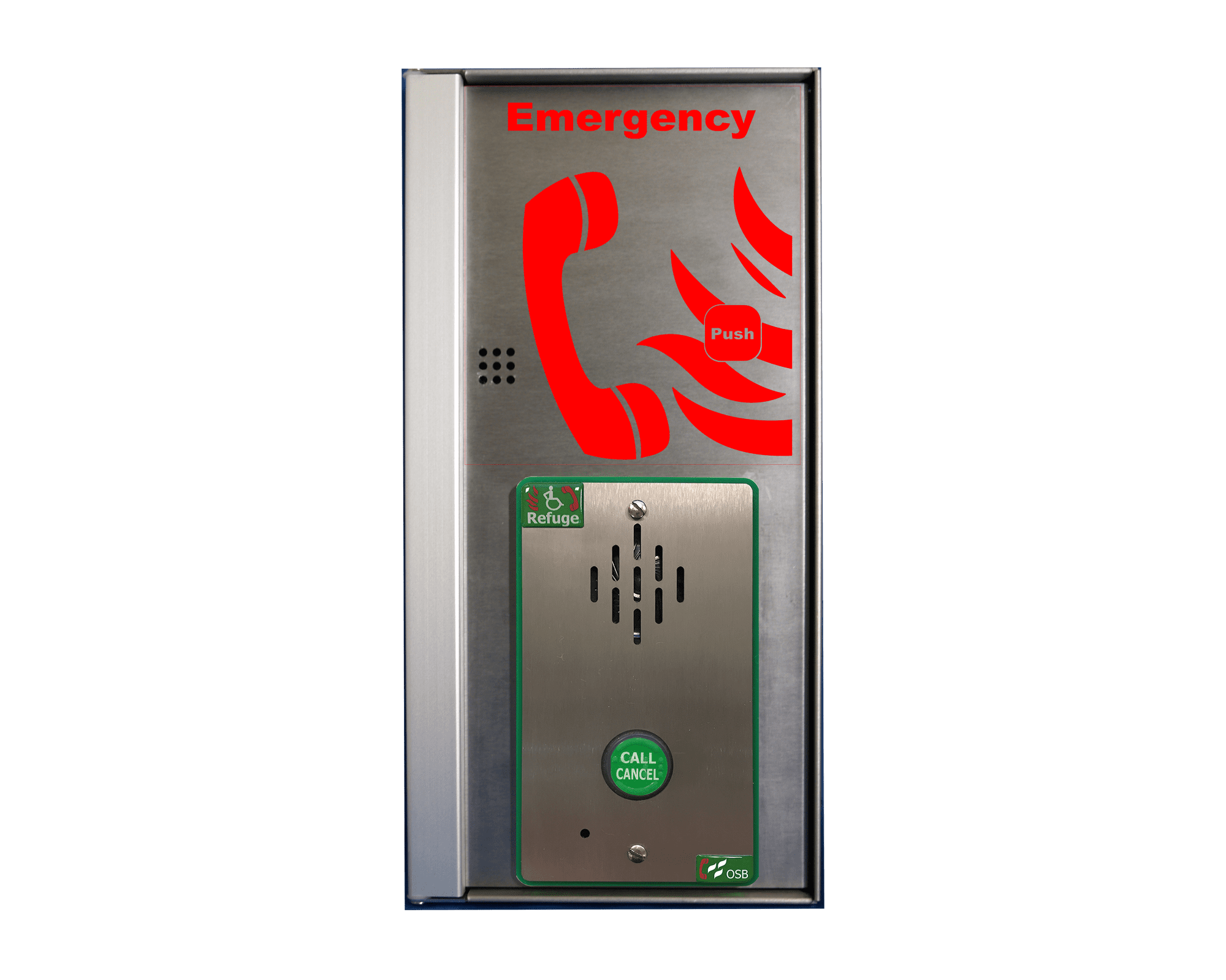 EVC-OSC-Combined-Type-A-B-Fire Telephone