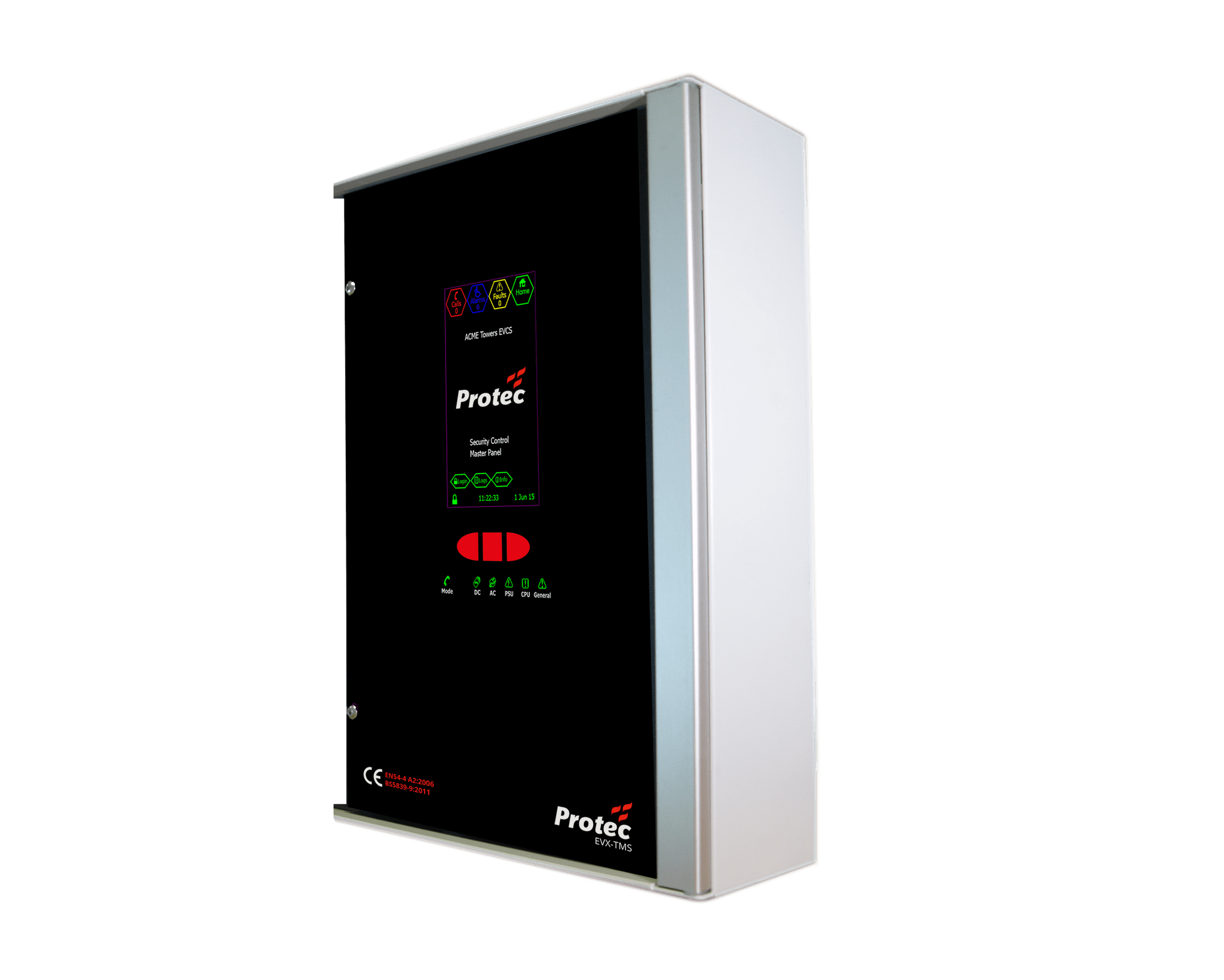 EVX-ACM-Touch-Screen-Assist-Call-Olny