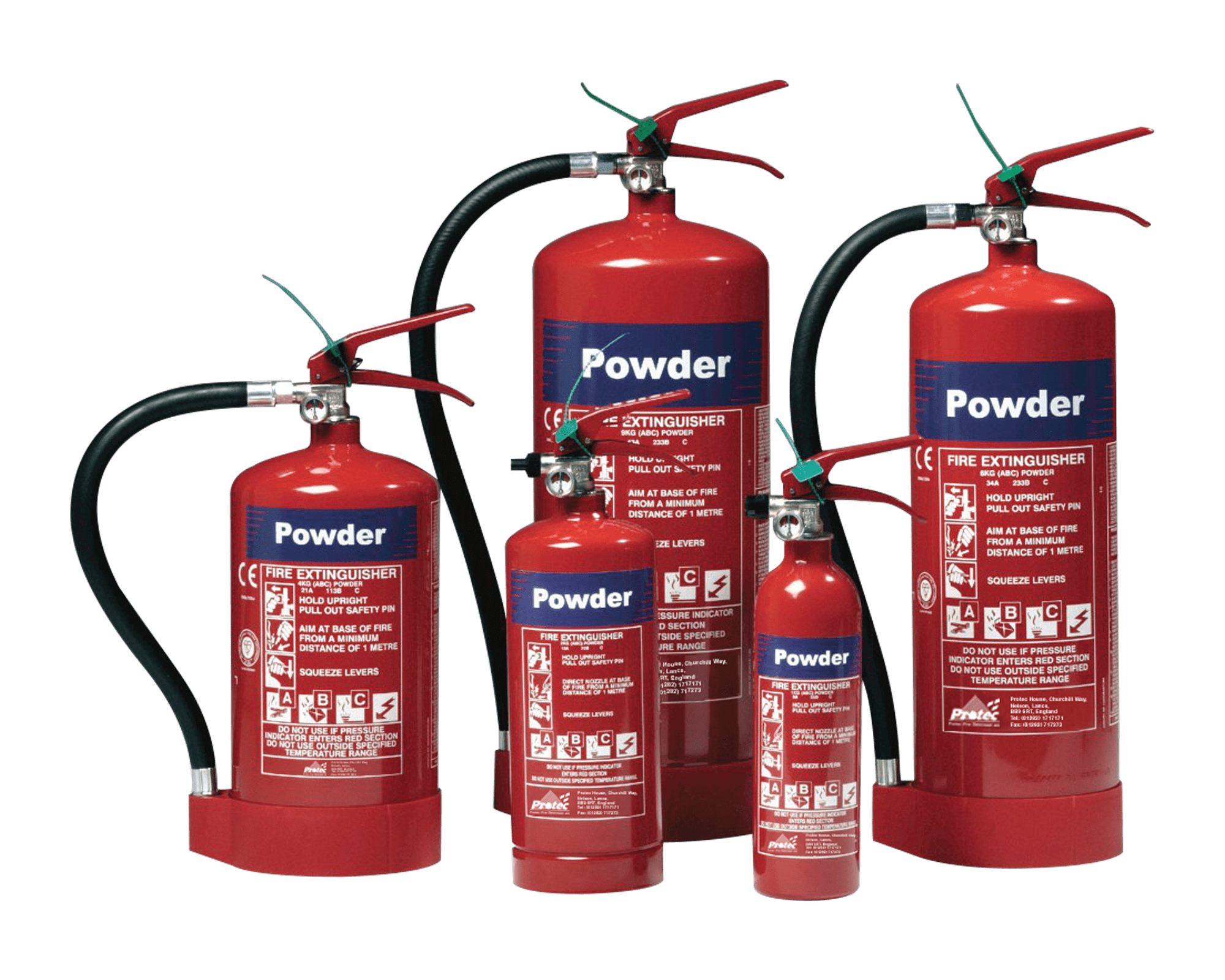 Powder Extinguisher
