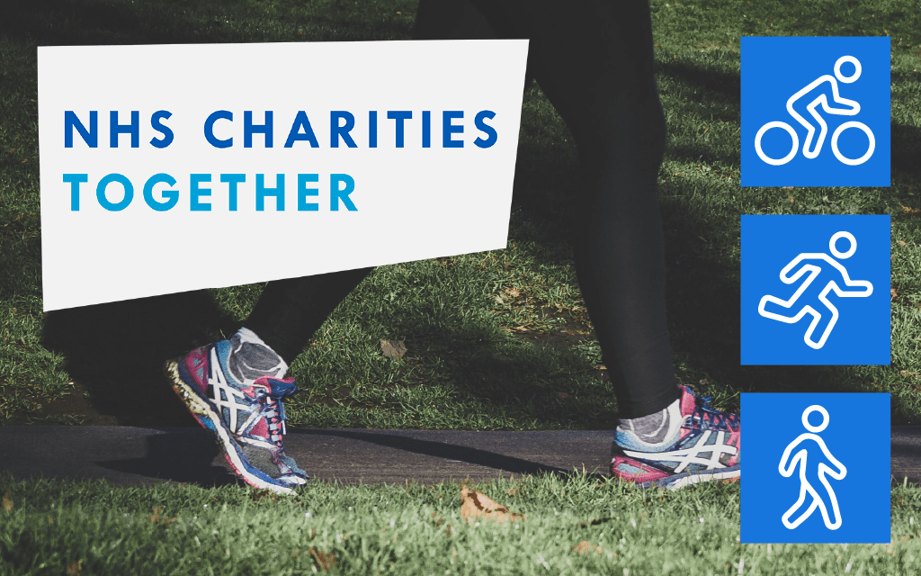 Office Hop Challenge for NHS Charities Together