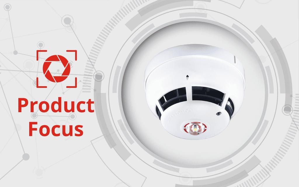 Product Focus - 6000PLUS Addressable Sensor Range