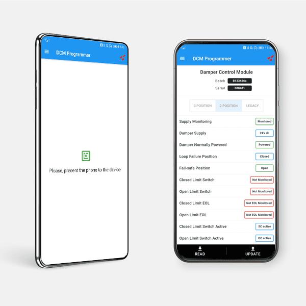 NFC Programming App