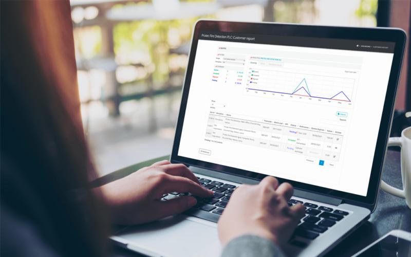 Cloud Based Customer Account Portal